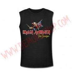Camiseta SM Iron Maiden