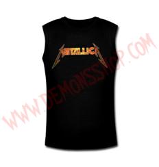 Camiseta SM Metallica