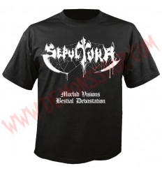 Camiseta MC Sepultura