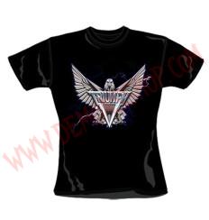 Camiseta Chica MC Triumph