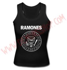 Camiseta Chica SM Ramones