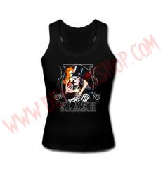Camiseta Chica SM Slash