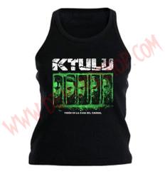 Camiseta Chica Tirantes Ktulu