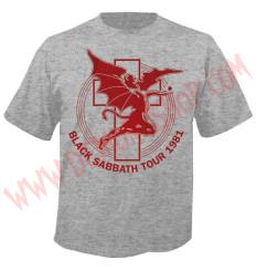 Camiseta MC Black Sabbath