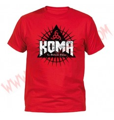 Camiseta MC Koma