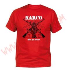 Camiseta MC Narco