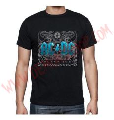 Camiseta MC Ac Dc