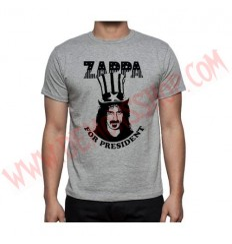 Camiseta MC Frank Zappa