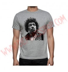 Camiseta MC Jimi Hendrix