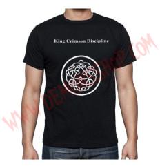 Camiseta MC King Crimson