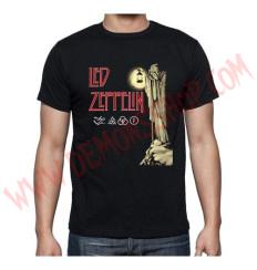 Camiseta MC Led Zeppelin