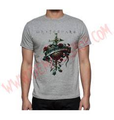 Camiseta MC Whitesnake