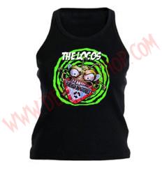 Camiseta Chica Tirantes The Locos