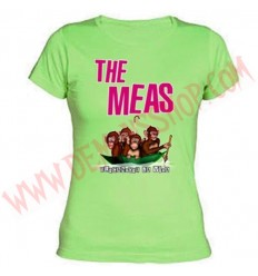 Camiseta Chica MC The Meas