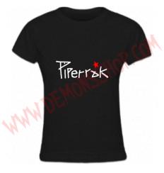 Camiseta Chica MC Piperrak