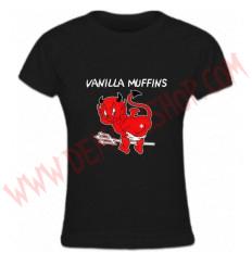Camiseta Chica MC Vanilla Muffins