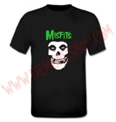 Camiseta MC Misfits