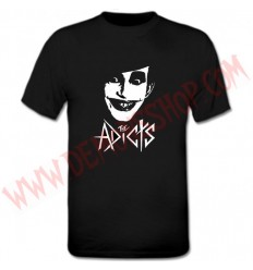 Camiseta MC The Adicts