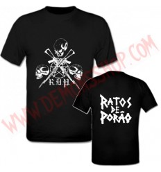 Camiseta MC Ratos de Porao