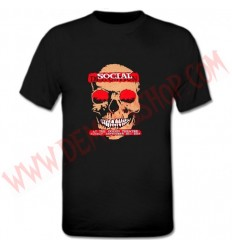 Camiseta MC Social Distortion