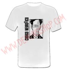 Camiseta MC Codigo Neurotico (Blanca)