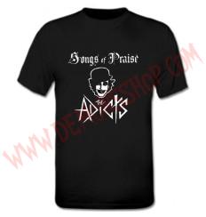 Camiseta MC The Adicts
