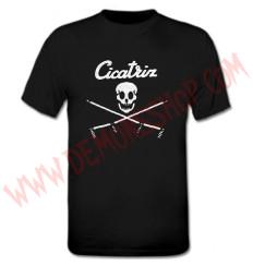 Camiseta MC Cicatriz