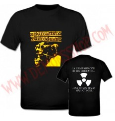 Camiseta MC Segismundo Toxicomano