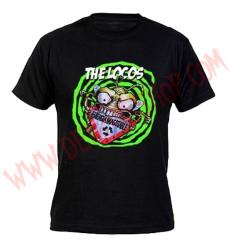 Camiseta MC The Locos