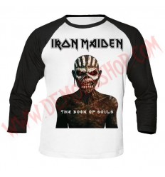 Camiseta ML Iron Maiden