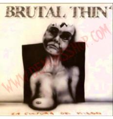 CD Brutal Thin - la cultura del miedo