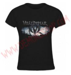 Camiseta Chica MC Vhaldemar
