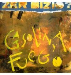 CD Zer Bizio - Gasolina y fuego