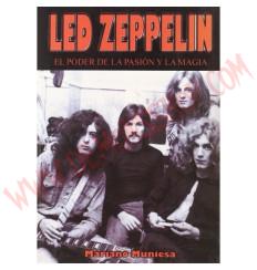 Libro Led zeppelin - el poder de la pasion y la magia