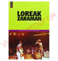 Libro Loreak Zaraman (Rock Erradikal Egunak)