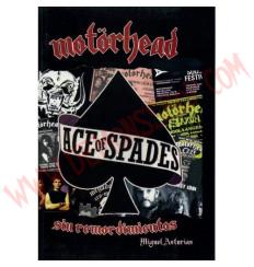 Libro Motorhead - sin remordimientos