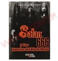 Libro Satan 666 Y Las Huestes Del Black Metal