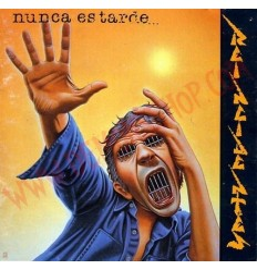 Vinilo LP Reincidentes - Nunca es tarde