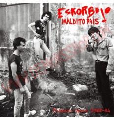 Vinilo LP Eskorbuto - Maldito Pais