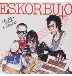 Vinilo LP Eskorbuto - Impuesto Revolucionario