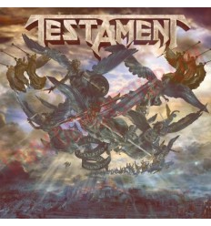 Vinilo LP Testament - The formation of damnation