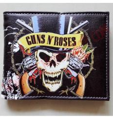 Cartera Guns N Roses