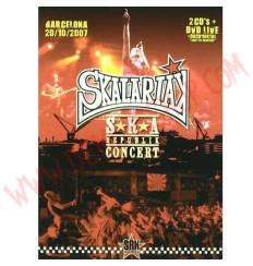 DVD Skalariak - Ska Republik Concert