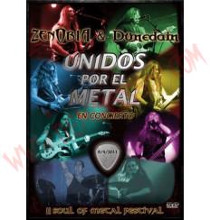 DVD Zenobia + Dunedain - Unidos por el metal