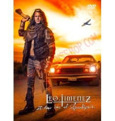 DVD Leo Jimenez - 20 años tras el apocalipsis