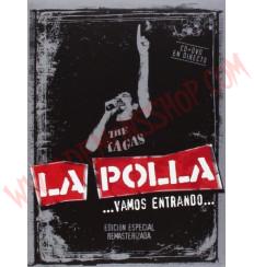 DVD La Polla - Vamos Entarndo (Remasterizado)