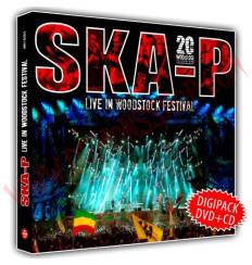 DVD Ska-P - Live in woodstock festival
