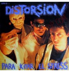 Vinilo LP Distorsion - Esto es para kitar el stress
