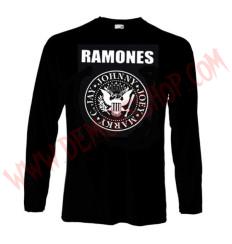 Camiseta ML Ramones