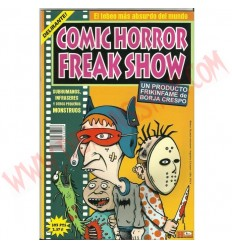 Comic Horror freak show